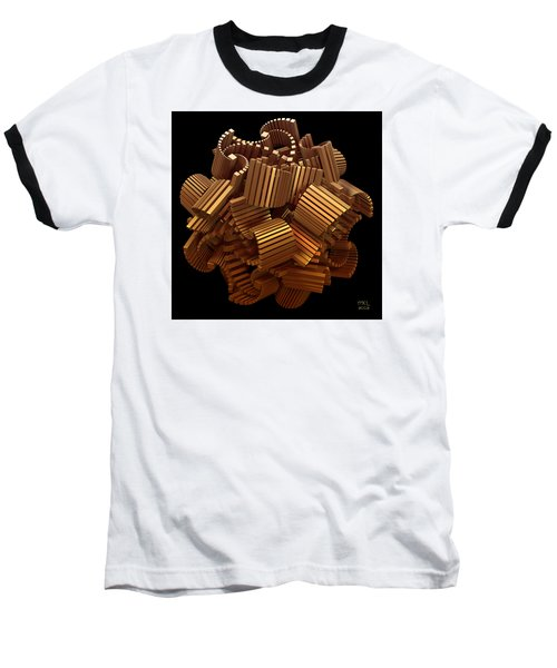 The Interpretation Of Signs And Portents Baseball T-Shirt