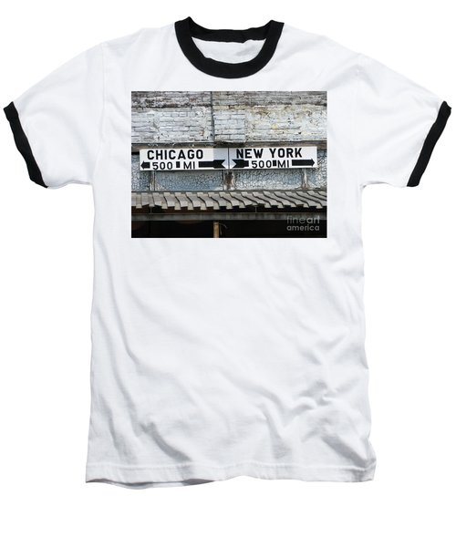 The Intersection II Baseball T-Shirt