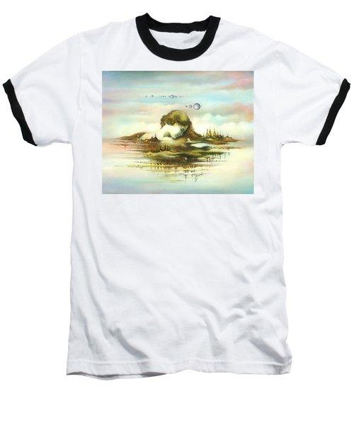 The Island Baseball T-Shirt