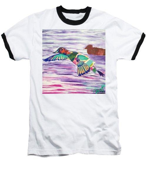 The King Canvasback Baseball T-Shirt
