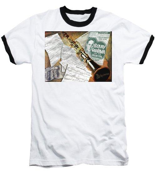 The King Of Swing Baseball T-Shirt