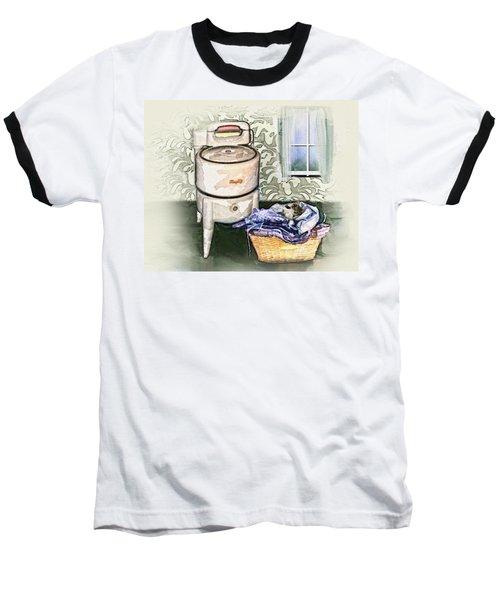 The Laundry Room Baseball T-Shirt