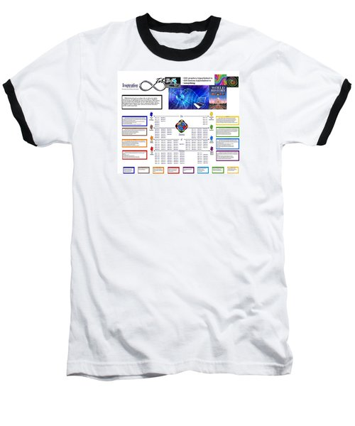 Lightspeed Reading  Baseball T-Shirt