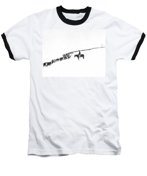 The Long Long Line Baseball T-Shirt