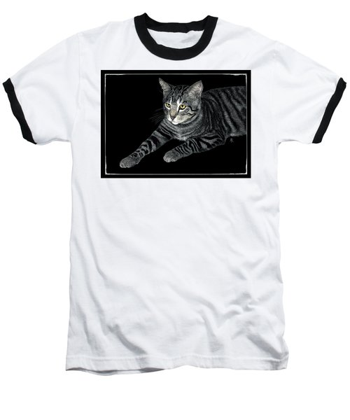 The Mouser Baseball T-Shirt