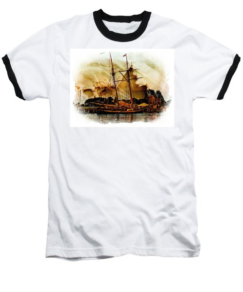 The Mystic Baseball T-Shirt