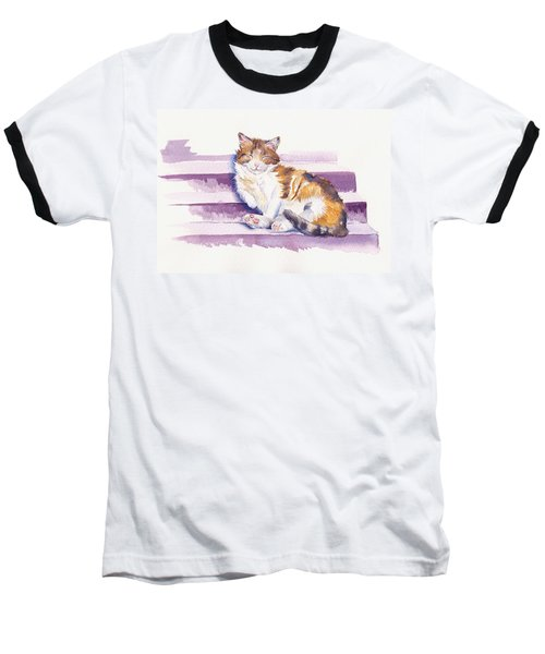 The Naughty Step Baseball T-Shirt