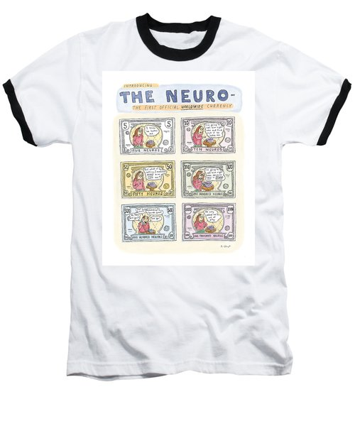 The Neuro  -   The First Official Worldwide Baseball T-Shirt