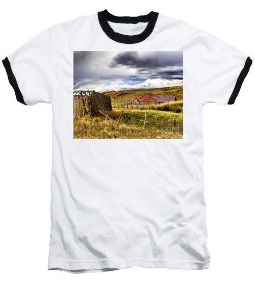 The Ol' Homestead Baseball T-Shirt