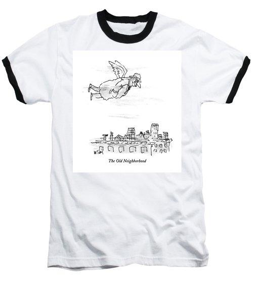 The Old Neighborhood Baseball T-Shirt