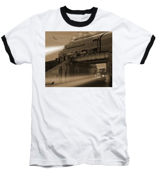 The Overpass 2 Baseball T-Shirt