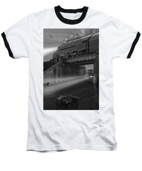 The Overpass Baseball T-Shirt
