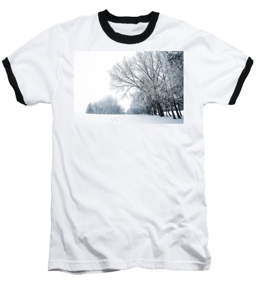 The Path Of A Wandering Soul Baseball T-Shirt