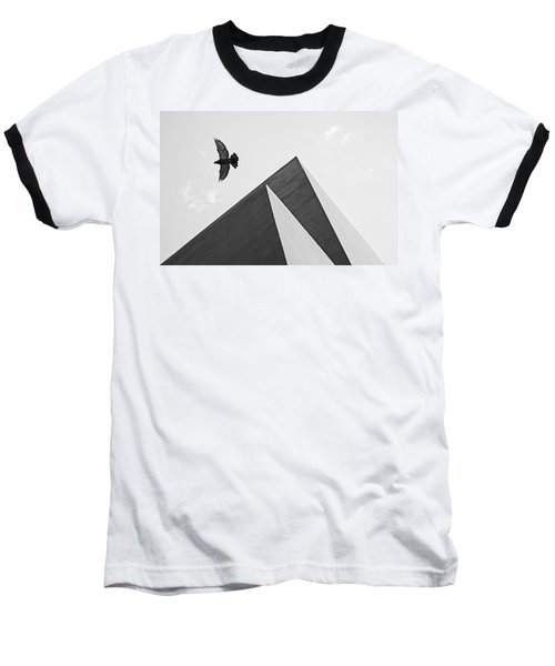 The Pyramids Of Love And Tranquility Baseball T-Shirt