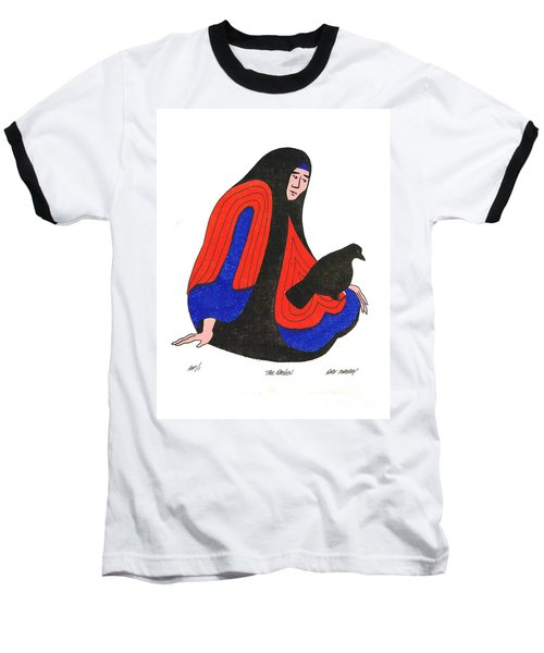 The Raven From Artist Proof 1 Baseball T-Shirt