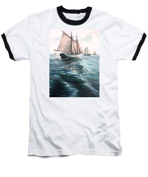 The Schooners Baseball T-Shirt