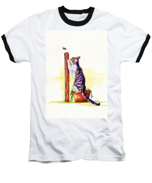 The Scratching Post Baseball T-Shirt