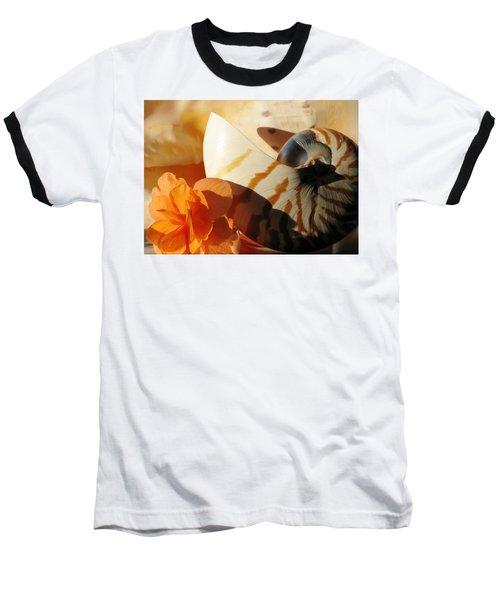 The Secret Of The Sea Baseball T-Shirt