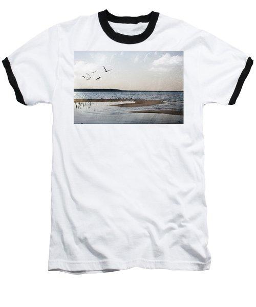 The Shallows At Whitefish Bay Baseball T-Shirt