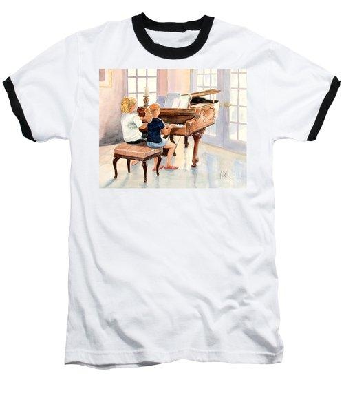 The Sister Duet Baseball T-Shirt