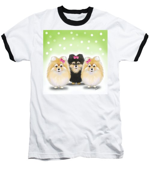 The Sisters Baseball T-Shirt