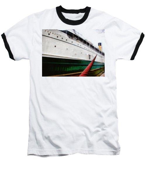 The S.s. Keewatin Baseball T-Shirt