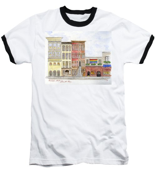 The Stonewall Inn Baseball T-Shirt