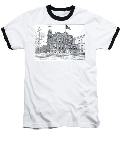 The Union League Philadelphia 1867 Baseball T-Shirt