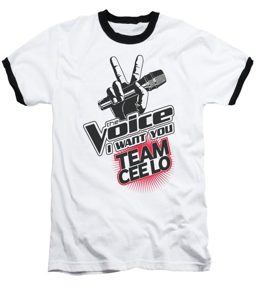 The Voice - Team Cee Lo Baseball T-Shirt