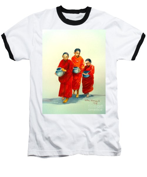 The Young Monks Baseball T-Shirt