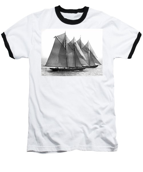 Thebaud Passes Bluenose Baseball T-Shirt