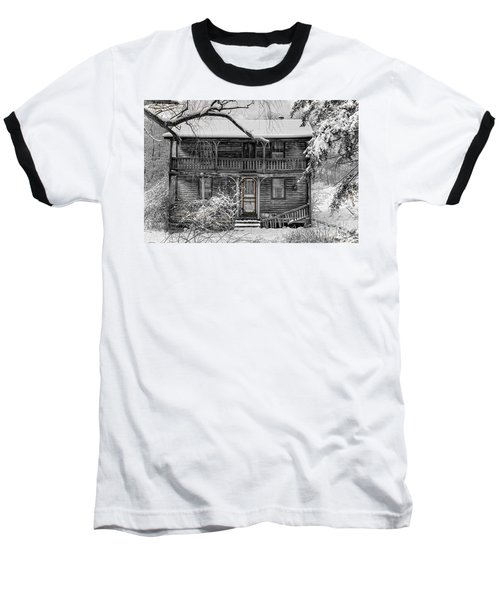 This Old House Baseball T-Shirt