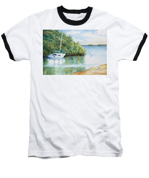 Tide's Out Baseball T-Shirt