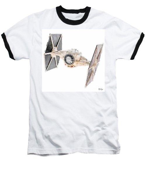 Tie Fighter Baseball T-Shirt