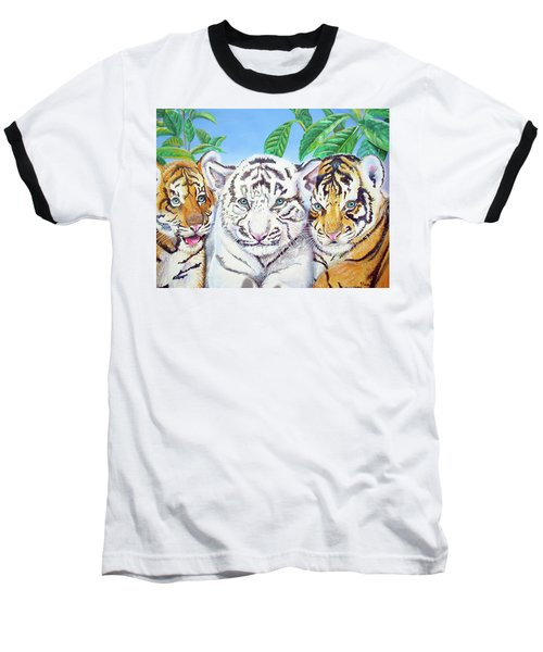 Tiger Cubs Baseball T-Shirt