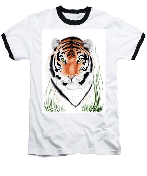 Tiger Tiger Where Baseball T-Shirt