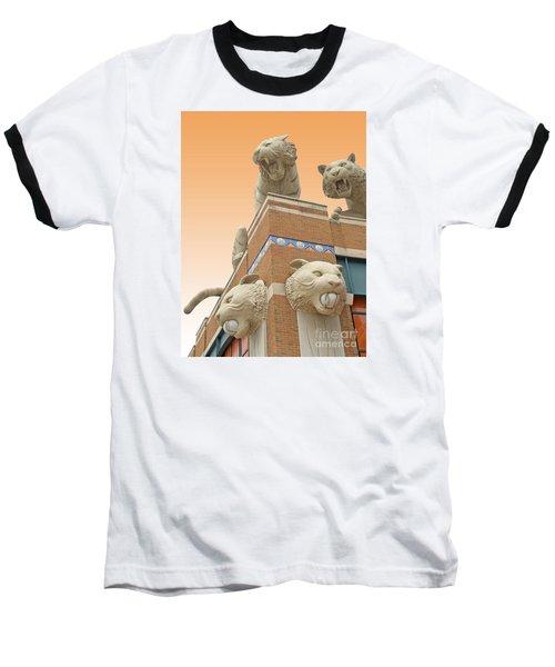 Tiger Town Baseball T-Shirt by Ann Horn