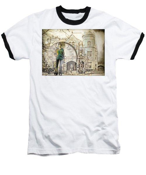 Time Lapse Baseball T-Shirt