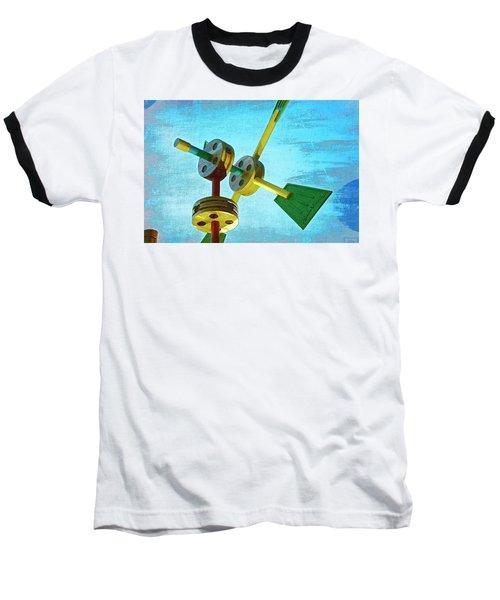 Tinkertoys Baseball T-Shirt