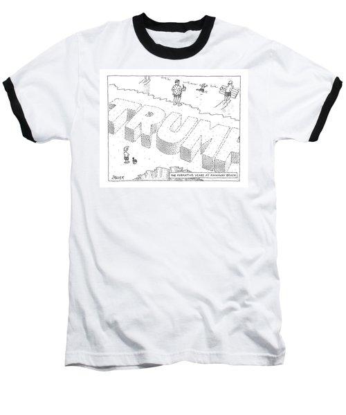 Title: The Formative Years At Rockaway Beach Baseball T-Shirt