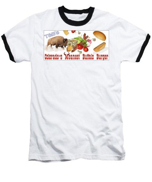 Tnb's Billboard Baseball T-Shirt