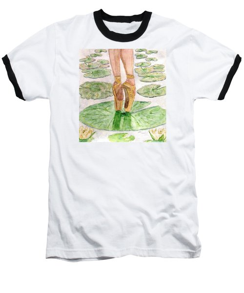 To Dance Baseball T-Shirt