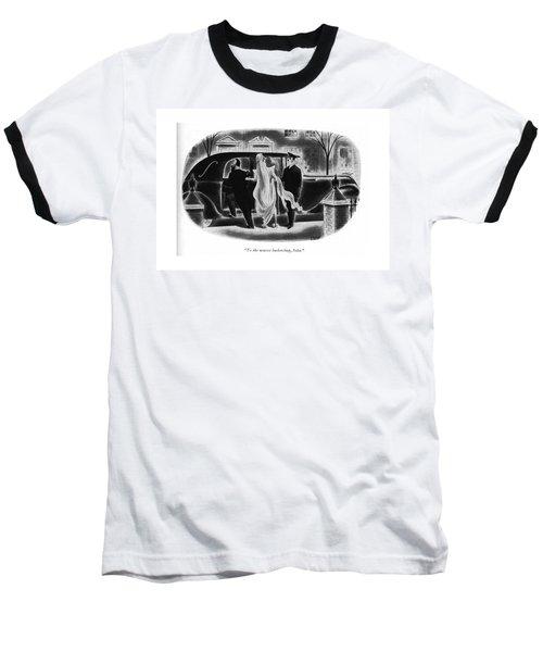 To The Nearest Barbershop Baseball T-Shirt