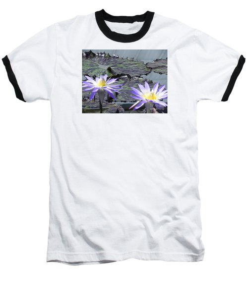 Baseball T-Shirt featuring the photograph Together Is Beauty by Chrisann Ellis