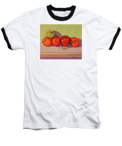 Tomatoes Baseball T-Shirt
