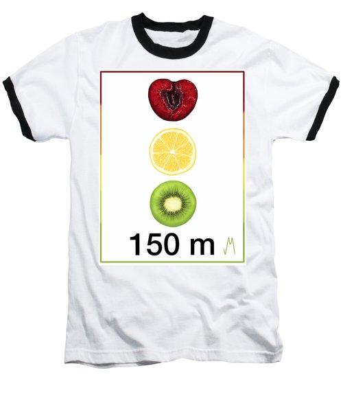 Traffic Light Baseball T-Shirt