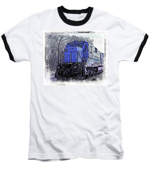 Train Series Baseball T-Shirt