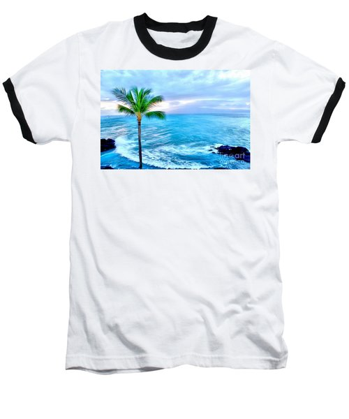 Tranquil Escape Baseball T-Shirt