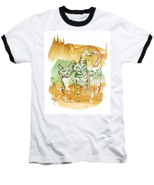 Tree Brothers  Baseball T-Shirt