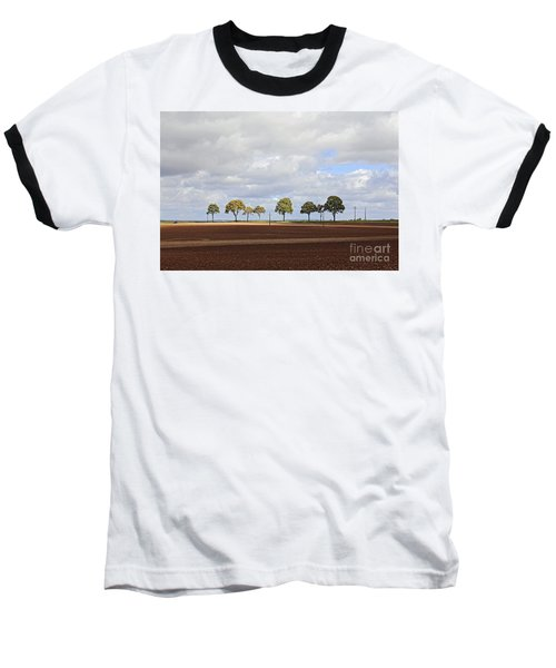 Tree Line France Baseball T-Shirt
